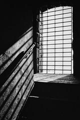 Light, Lines & Landing (TCeMedia/Telecide) Tags: ingertower duluth minnesota mn light shadow blackandwhite