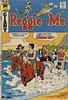 Reggie and Me 66 Front Cover (zigwaffle) Tags: archie reggie riverdale comicbook teen humor veronica betty 1973 beach horses