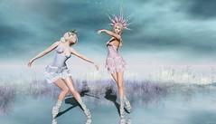 Dancing Lavender (Duchess Flux) Tags: shinyshabby skinfair palegirlproductions kustom9 meva fabia lode pumec catwa swallow azoury carolg limerence zibska glamaffair anc dance secondlife sl
