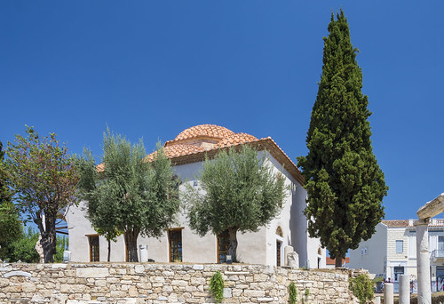Fethiye Mosque - Athens, Greece