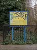 Mr Met (Alex Ellison) Tags: mrmet cbm tag eastlondon urban graffiti graff boobs