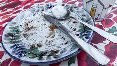 contemplative completion (grahamrobb888) Tags: toast panasonic panasonictz60 tz60 dmctz60 food marmande joy breakfast