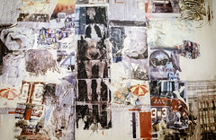 'Mirthday Man' by Robert Rauschenberg (Greatest Paka Photography) Tags: robertrauschenberg photography artist art sfmoma museum museumofmodernart mirthdayman anagramapunseries digital xray mural