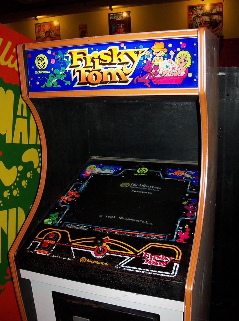 Frisky business 1984 - 4 1