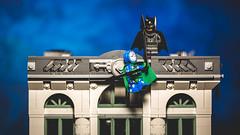 "Not on my ""Watch""! (3rd-Rate Photography) Tags: clockking batman timechange lego minifig minifigure toy toyphotography canon 50mm 5dmarkiii jacksonville florida 3rdratephotography earlware 365 dccomics"
