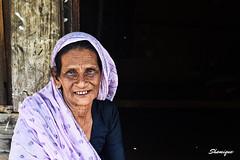 kindness over wealth (Shamique) Tags: kindness portrait smile oldwomen ironlady