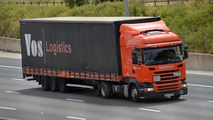 IF 95 VOS - VOS LOGISTICS - SCANIA (Adsb1981) Tags: truck lorry hgv voslogistics harryvos if95vos scania