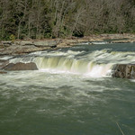 Youghiogheny River at Ohiopyle Falls thumbnail