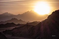 2018 Sahara sunset (jeho75) Tags: sony rx100 egypt ägypten desert wüste sahara sunset sonnenuntergang landscape landschaft dust dunst