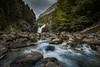 La esencia del valle (Giacomo della Sera) Tags: landscape paisaje waterfall cascada españa spain europa europe verde bosque woof fotografia photography light luz
