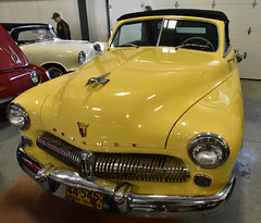 1949 Mercury convertible (D70) Tags: alyns vancouver classics private collection vccc garage tour 1949 mercury convertible mapleridge britishcolumbia canada nikon d750 20mm f28 ƒ110 200mm 1500 12800