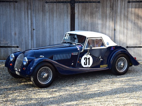 Morgan Plus 4 Super Sports FIA Historic Racer