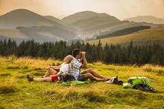 Wandern im Naturpark Almenland (Naturpark Almenland) Tags: almenland naturpark steiermark urlaub sommer sommeralm teichalm österreich oststeiermark wandern rast wanderung