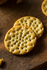 Round Whole Wheat Crackers (brent.hofacker) Tags: appetizer background baked biscuit bread breakfast brown circle cookie cracker crackers crisp crispy crunchy delicious diet dry eating fat food golden gourmet group healthy nutrition object pastry pile round roundcracker roundcrackers salt salty snack stack sugar sweet tasty thin treat wheat yellow