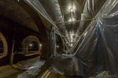 Workface (Robin J Smith) Tags: finsburypark finsburyparkreservoir finsburyparkservicereservoir london longexposure architecture robinjsmith wwwfacebookcomrobinjsmith98 brick underground