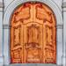 A door in Basel