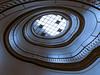 (@) (Blende1.8) Tags: stair stairs staircase treppenhaus spiral circular wendeltreppe alt altbau curves curvy architecture architektur interior dachfenster skylight glassroof building inside indoor carstenheyer mobile apple iphone 6s gebäude historic