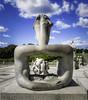 Vigelandsparken (Askjell) Tags: frogner frognerparken norway oslo vigelandsparken sculpture statues