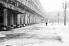 Torino. Snowfall (matteo bossa) Tags: torino turin piazzacastello winter snow snowfall fuji fujifilm xpro2