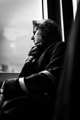 Tramspotting (Henka69) Tags: publictransportation people monochrome streetphotography candid