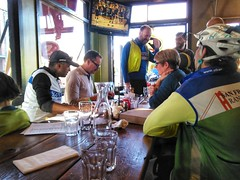 Successfully completed the Seattle Randonneurs Spring 100 km Populaire! (urbanadventureleaguepdx) Tags: seattlerandonneurs populaire randonneuring