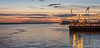 Looking West (keithhull) Tags: sunset riverhumber reflections water river sky hull eastyorkshire
