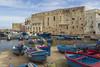Italien 2018 Apulien 04032018 153 (Dirk Buse) Tags: monopoli puglia italien ita apulien adria italy italia city urban hafen boote kulisse atmosphäre mft m43 häuser travel
