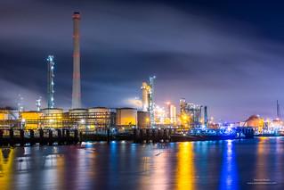 Refinery at Pernis