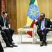 С.Лавров и Х.Десалень | Sergey Lavrov & Hailemariam Desalegn