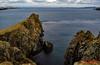 The Knab (red.richard) Tags: knab shetland sea rocks maritime