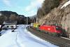 1116 269, Gries am Brenner, 6 Feb 2018 (Mr Joseph Bloggs) Tags: rola brenner brennero freight cargo train treno vlak railway obb taurus stonďŕļ 1116
