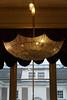 Beleuchtung im Escher-Haus, Den Haag (3 of 10) (okrakaro) Tags: beleuchtung escherhaus regenschirm lampe licht mcescher art denhaag thehague lighting chandelier niederlande netherlands januar 2018 umbrella