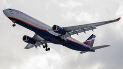 Aeroflot - Russian Airlines Airbus A330-343 VQ-BMV (Zhuravlev Nikita) Tags: uhpp pkc spotting споттинг elizovo елизово aviation airplane aviationphoto airbus a330 a333 aeroflot аэрофлот afl su