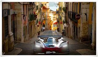 Pelas ruas de Lisboa...