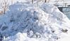 The mount of snow from winter storm Skylar (kuntheaprum) Tags: winterstorm skylar blizzard 15footersnow nikon d5300 tamron samyang f14