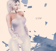 ◈№.317 - chaos in my heart (αlιcα r. vαɴ нell) Tags: immodest cerberusxing catwa phoenix rust republic maitreya sl secondlife cosmopolitan event