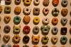 Los Angeles Art Show 2018 (Stephanie_Asher) Tags: losangeles california losangelesartshow downtownla art modernism contemporary canon digitalrebelxti 50mm f18 canon50mmf18lens losangelesconventioncenter laartshow2018 sculpture ceramic donuts