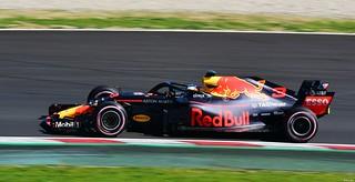 Red Bull RB14 / Daniel Ricciardo / Aston Martin Red Bull Racing