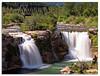 Lundbreak Falls (.Wadders) Tags: lundbreakfalls crowsnestriver alberta canada d600 ngc nikonfxshowcase water waterfall