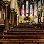 SAINT JOSEPHS CHURCH IN GLASTHULE [NEAR THE SANDYCOVE-GLASTHULE DART STATION]-137209 thumbnail