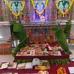 20171019 - Chopda poojan in Swaminarayan Mandir (6)