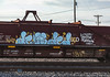 (o texano) Tags: houston texs graffiti trains freights bench benching wyse dts d30 a2m