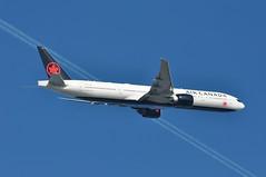 AC0857 LHR-YYZ (A380spotter) Tags: takeoff departure climb climbout vapourtrail contrail contrails trailing jetstream boeing 777 300er cfitu ship732 new livery colours scheme 2017 aircanada aca ac ac0857 lhryyz winkreative runway27r 27r london heathrow egll