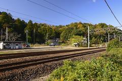 Japan 2017 Autumn_529 (wallacefsk) Tags: japan kyoto miyazu monju train 京都 宮津 文珠 日本 關西 miyazushi kyōtofu jp