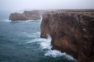 Cliffs at the Edge of the World