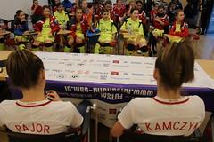 Turniej futsalu dziewczynek