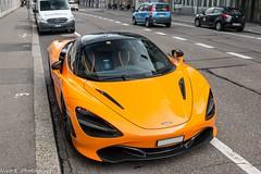 McLaren 720S (Nico K. Photography) Tags: mclaren 720s orange supercars nicokphotography switzerland zürich