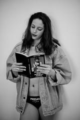 Elisa (Luca Ricagni) Tags: luca ricagni lucaricagni wwwlucaricagniit models model girl girls book books magazine portrait portraiture ritratto ritrattistica nikon nikkor 50 50mm d800 biancoenero bianconero blackwhite black white blancheetnoir