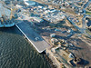 Port of Dundee, Scotland (bestviewedfromabove.co.uk) Tags: dji aerial above aerialpicture bestviewedfromabove best bvfa city drone dundee port fpv from industrial mavic north oil photography pictures uk viewed vessel rig yard quayside forth ports