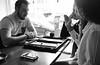 Backgammon - Game of the kings (Christof Timmermann) Tags: fuji fujilove x100f streetfotografie game backgammon blackwhite monochrom christof timmermann cologne pwc pwc0318 pwcsos